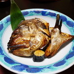 すづひろ - 料理写真:鯛の幽庵焼き