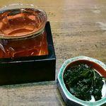 35071848 - 本醸造万大@手打処・和食善作(2015年2月10日)