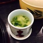 美作の国 - 茶碗蒸し
