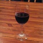 スプレッド - グラスワイン