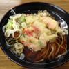 尾久そば - 料理写真:天ぷらそば300円