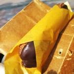 やまもと菓子店 - チョコレートのエクレア