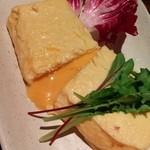 黒船 - とろ~りチーズのだし巻き玉子