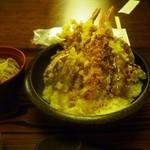 手打ち蕎麦うちぼり - 料理写真:上天丼