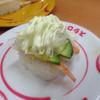 スシロー - 料理写真:えびアボカド