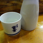 中鮨 - ドリンク写真: