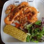 Romy's Kahuku Prawns & Shrimp - シュリンプ