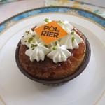 ポワリエ - 料理写真:サバラン