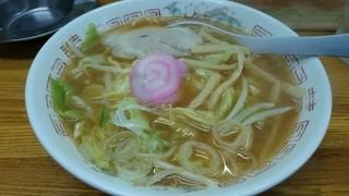 ラーメン幸雅 - 2015年2月 味噌ラーメン