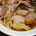 Ramentatsumi - 麺アップ
