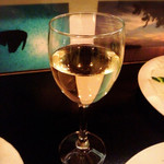 AUBE.cafe CUATRO - 白ワイン