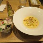 Pasta&Grill ANTIBES - パスタランチセット 2015/02