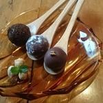 MILLS - 3種の生チョコトリュフ