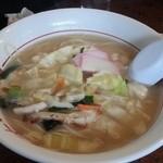 35085649 - チャンポン→細麺