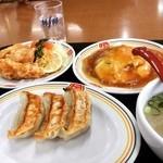 餃子の王将 - 料理写真:ごちそうさま!