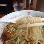 千光亭 - 麺はアブラが気になりドーデモいい
