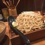 35087259 - 〆に♡つけ麺(大)