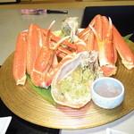 かなや - 料理写真:蒸し蟹