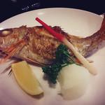 魚人 - 料理写真:のどぐろ