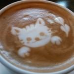 Cafe ULURU - カフェラテ