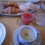 イタリア料理 リストランテ フィッシュボーン - 朝食