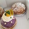 アンジェリック - 料理写真:ダブルポテト、カリカリクッキーシュークリーム