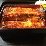 若菜館 - 料理写真:うな重(竹)