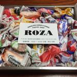 ローザー洋菓子店 - 缶入りミックスチョコレート(3500円)