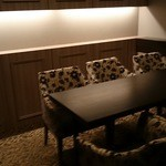 元町珈琲 - 個室