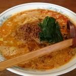 美華 - 担々麺、ゴマ2倍大盛り     1000円
