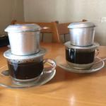 ミス サイゴン - ベトナムコーヒー(練乳少なめver.)