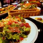 ら・てぃだ カンカン - LaTIDA特製サラダ