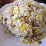 台湾料理福満楼 - 台湾風炒飯です。