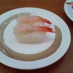 魚べい - 甘エビ