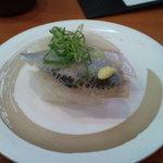 魚べい - イワシ・サバ相盛り
