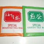 東京プリンスホテル - 備え付けティーバッグ
