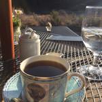 Tea Room - ホットコーヒー