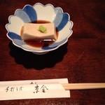 35103158 - 蕎麦豆腐