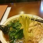 Tonkou - パーコー麺・800円 大盛り100円  計900円
