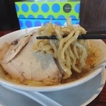35105040 - 浅草開化楼の太麺