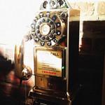 ビオディナミ - この内線電話が痺れすぎる。