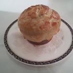 35108848 - コンソメスープ パイ包み焼き トリュフの香り