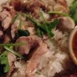 タイ東北料理イサーンキッチン - カオマンガイ