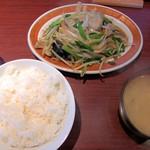 中華料理 松楽 -