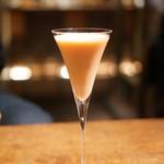 Bar Tiare - あまおうのチョコレートダイキリ