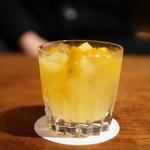 Bar Tiare - ドリンク写真:金柑マティーニ