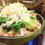 もぢょい有限会社 - モツ鍋二人前から1726円