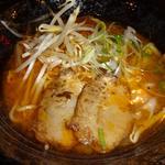エレバン - 牛スジと野菜を使ったあっさりとした味噌ラーメン! うまっ