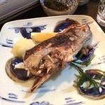 海鮮料理 沖菜 - ぶりカマ