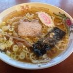 中村屋 - 料理写真:ラーメン